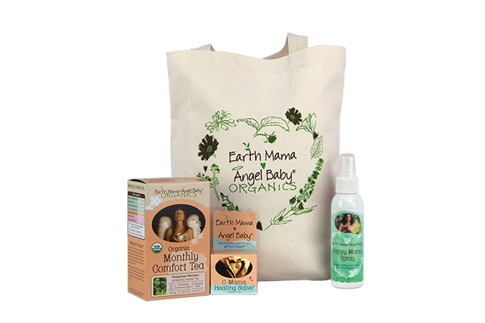 Earth Mama Angel Baby Organics C-Section Healing Kit