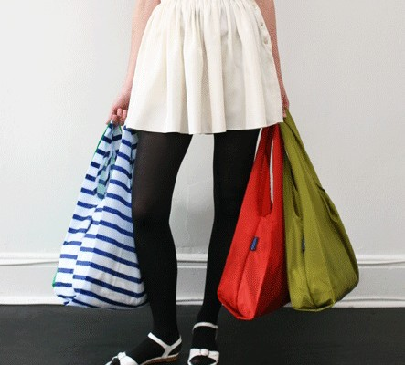Baggu reusable shopping bags