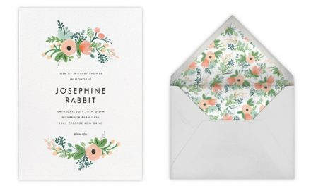 Paperless Post – Online invitations too beautiful to be online invitations