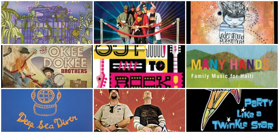The best kids music of 2010, if we do say so ourselves