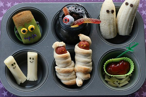 Halloween Bento box from Another Lunch