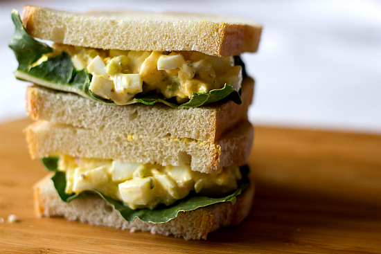 The perfect classic egg salad recipe | Brown-eyed Baker