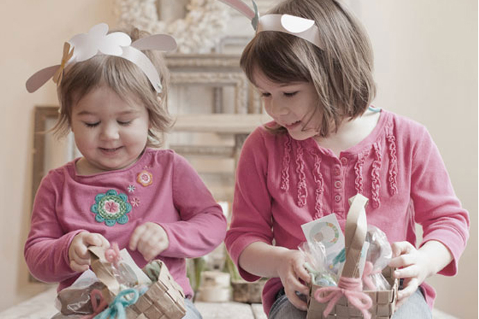 Free bunny ears you'll love to see in your Easter photos