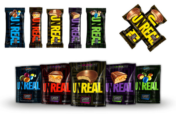 UNREAL all-natural chocolate candy
