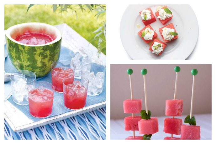 Play with your food: 11 awesome ways to serve a watermelon