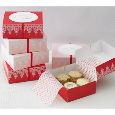 Lovely gift boxes that take the ugh out of gift wrapping.