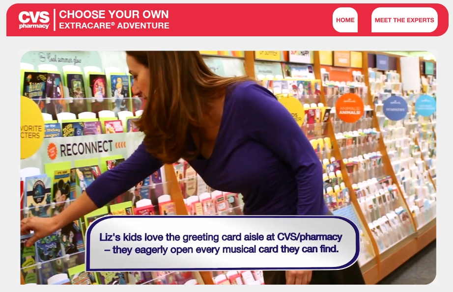 CVS Extra Care Rewards: It does a lot more than you think. Like, uh, feature us!