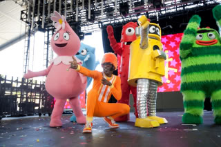 Yo Gabba Gabba Live – The hot kids' ticket of the year.