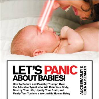 Warning: Reading this book during pregnancy will make you pee yourself. Even more.