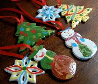 Make your own holiday ornaments – so awesome