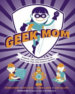 Sharing science, superheroes, Tolkien and more, Geek Mom style. (What, you think that stuff is just for dads?)