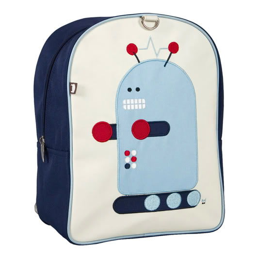 Backpacks and lunch boxes and monograms oh my.