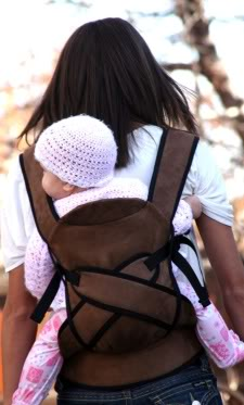 The babywearing pack of all trades