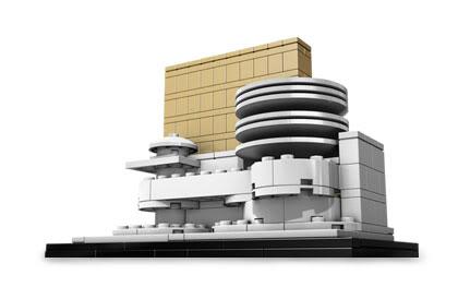 LEGO moderne