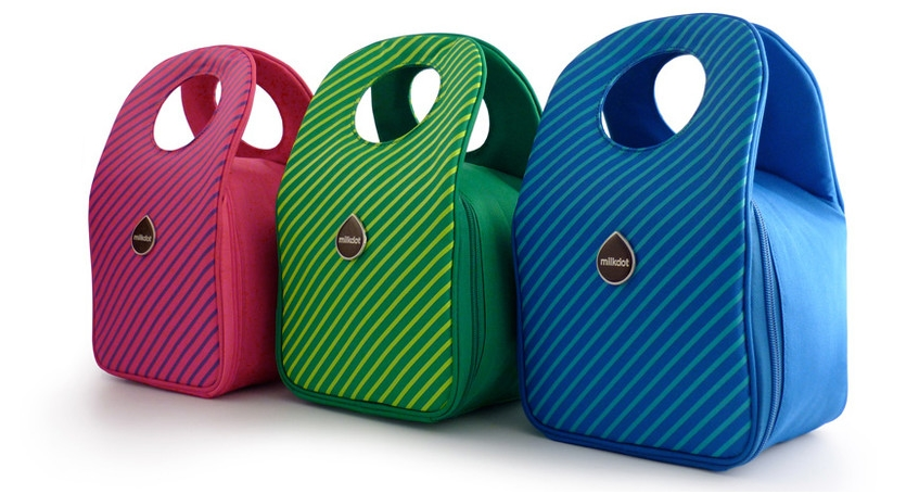 Some of our favorite lunch bags for kids get even cuter