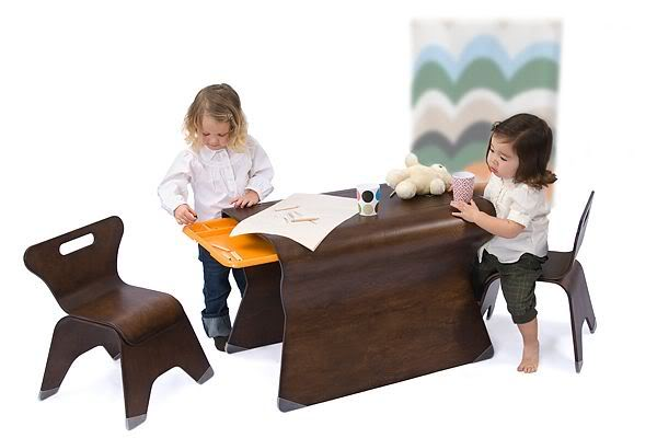 Tax Day Splurge: Modern Kids Furniture that Should Come In Big People Sizes Too