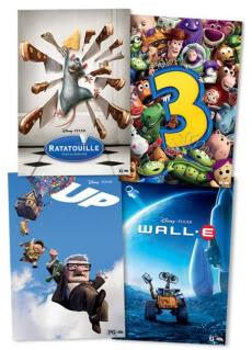 Disney Pixar Summer Movie weekend – $6 movies, whoo!
