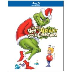How the Grinch Monopolized my Blu-ray Player