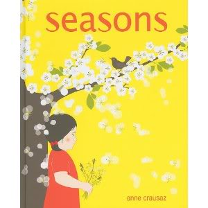 A book about seasons as beautiful as spring