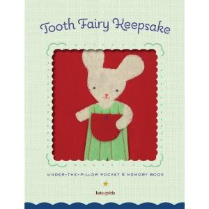 A tooth fairy keepsake to help you fill in the gaps