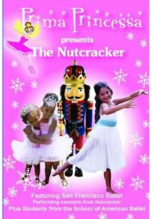 Prima Princessa Presents The Nutcracker, now with the all-important pause button