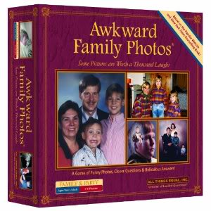 Awkward Family Photos – The board game that made me laugh until I cried