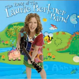 "Laurie Berkner puts out a ""Best of"" album and car trips get that much easier."