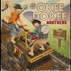 The Okee Dokee Brothers take us along for the ride