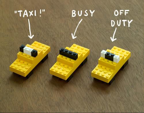 I heart I LEGO NY