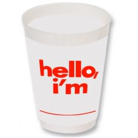 Hello, I'm a cup