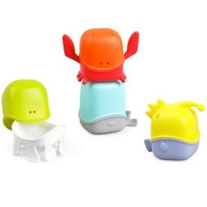 Bath toys for kids who really love bath toys