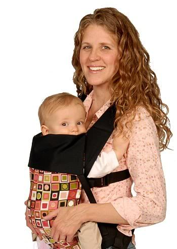 Yes Virginia, there is a baby carrier designed for napping