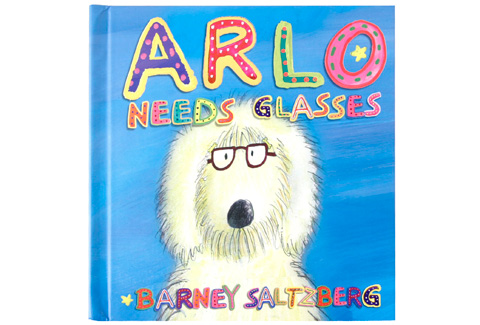 Why your little one should see this book before a trip to the eye doctor