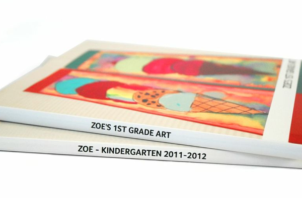 Artkive photo books from kids' artwork | Cool Mom Picks