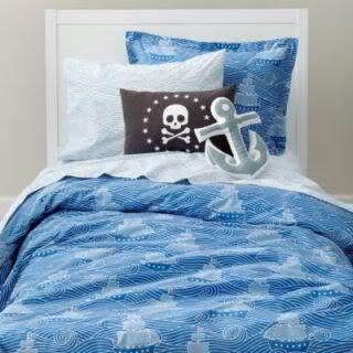 Shiver me slumbers!
