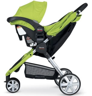 Which stroller to buy? How about the one that makes you happy to push every day