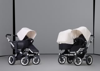 Huge news: Bugaboo Donkey is here! A.K.A. Bugaboo finally makes a double stroller.