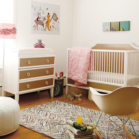 DucDuc nursery furniture for Land of Nod: an investment that keeps paying off