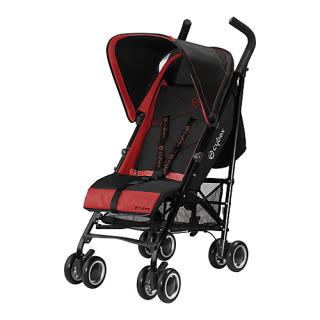 Cybex Onyx – The umbrella stroller of my dreams