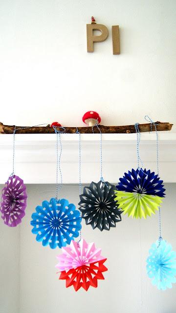A DIY kids' craft to brighten up fall