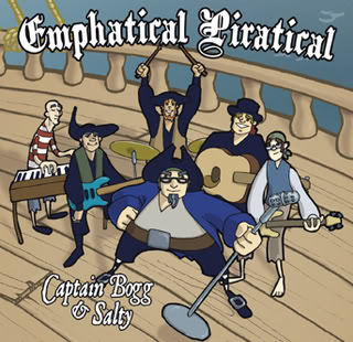 Emphatical Piratical: Kids music that strikes pirate gold