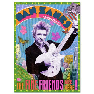 Dan Zanes outgrows the house party with The Fine Friends are Here!