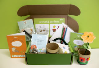 Earth Day Pick – Kiwi Crate's green boxes