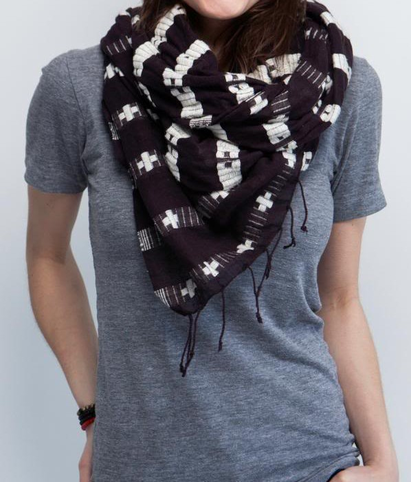 Coolest accessories: FashionABLE Genet scarf | Cool Mom Picks