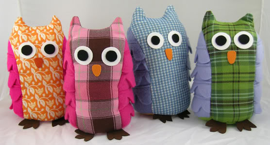 Spotted: Owls