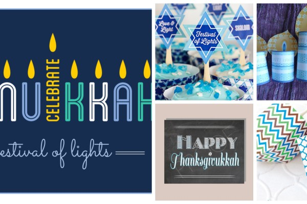 Hanukkah printables on Cool Mom Picks