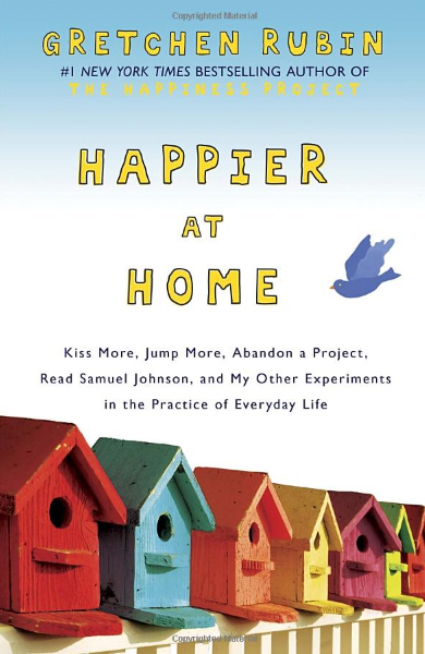 Be Happier at Home…and wherever else this book goes with you