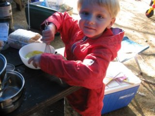 10 tips for camping with children for the first time