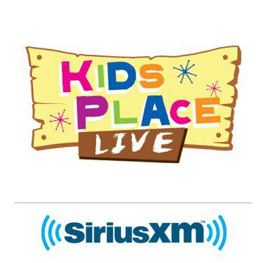 Rock this summer on the radio with Sirius XM's Kids Place Live