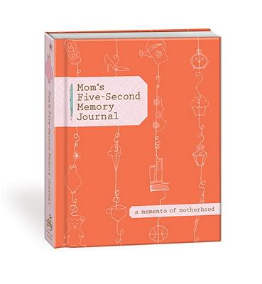Cool Mom Picks - Mom's Five-Second Memory Journal